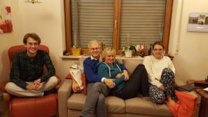 Gerhard's family