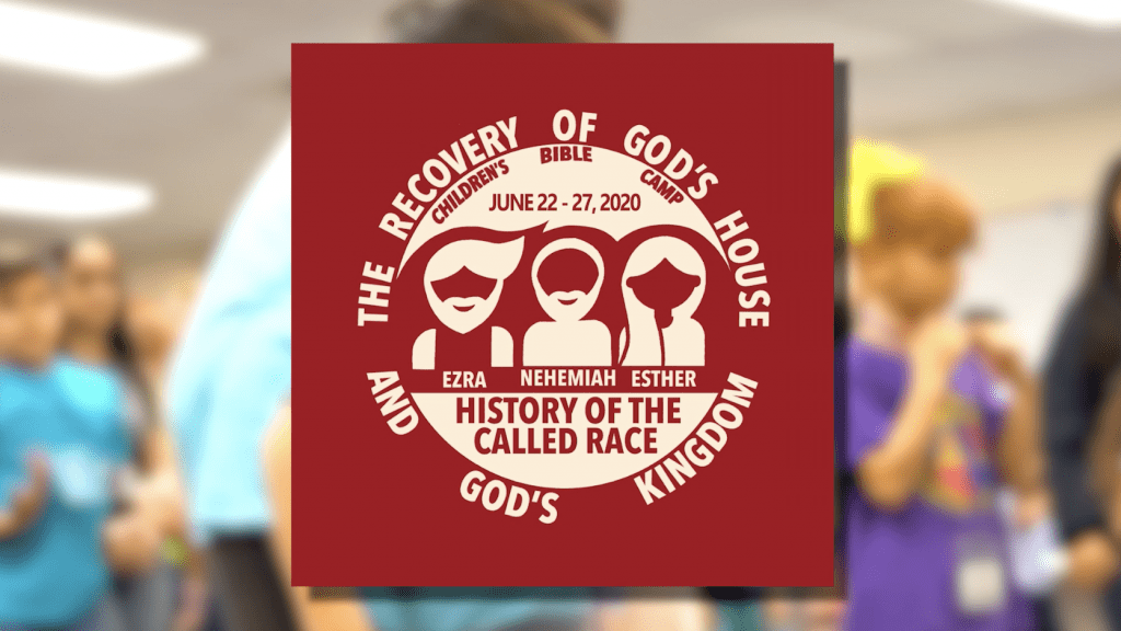 2020 Virtual Bible Camp