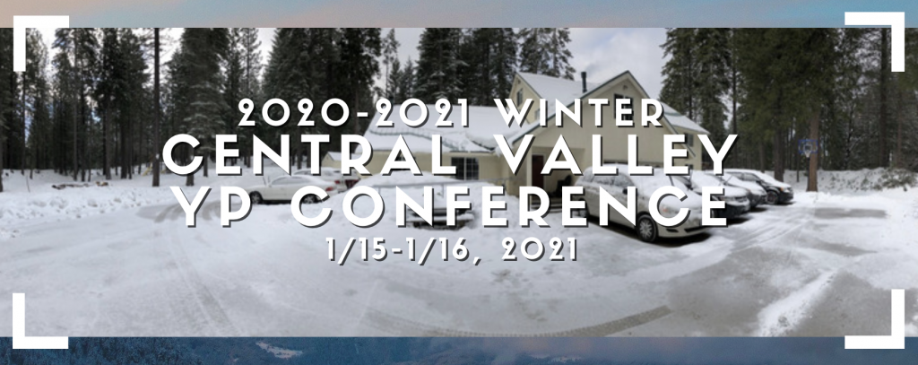 2020-2021 Winter Young People Conference