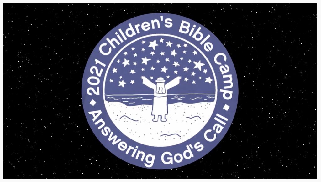 2021 Bible Camp Logo